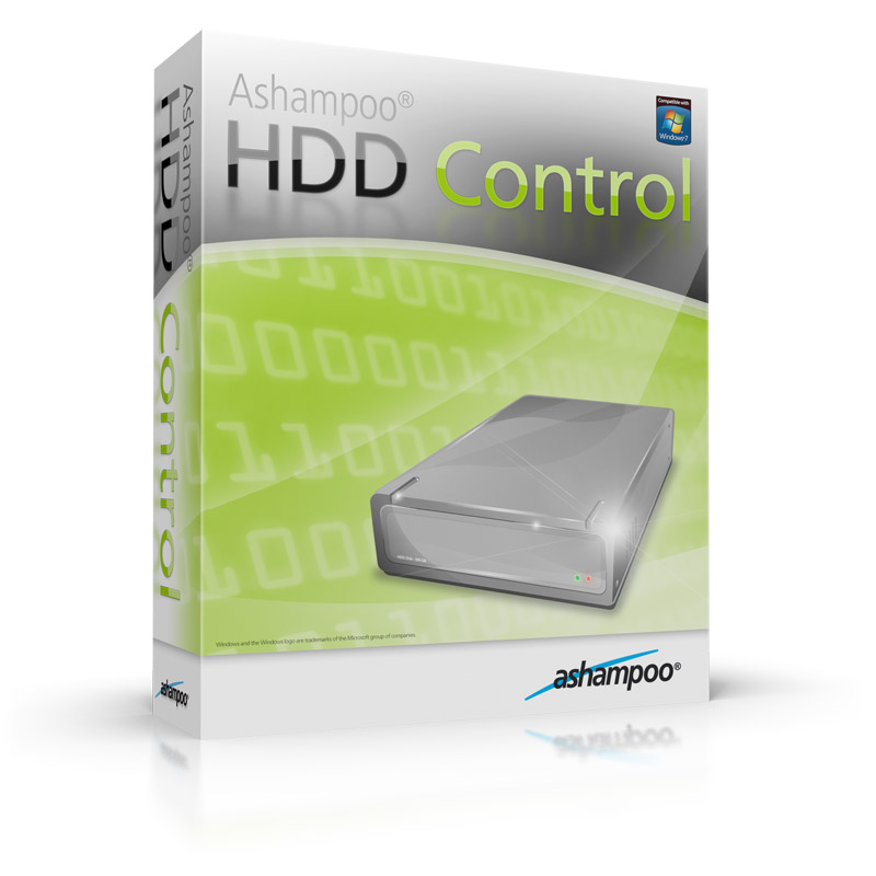 Ashampoo hdd control 2.09 incl reg only by the rain