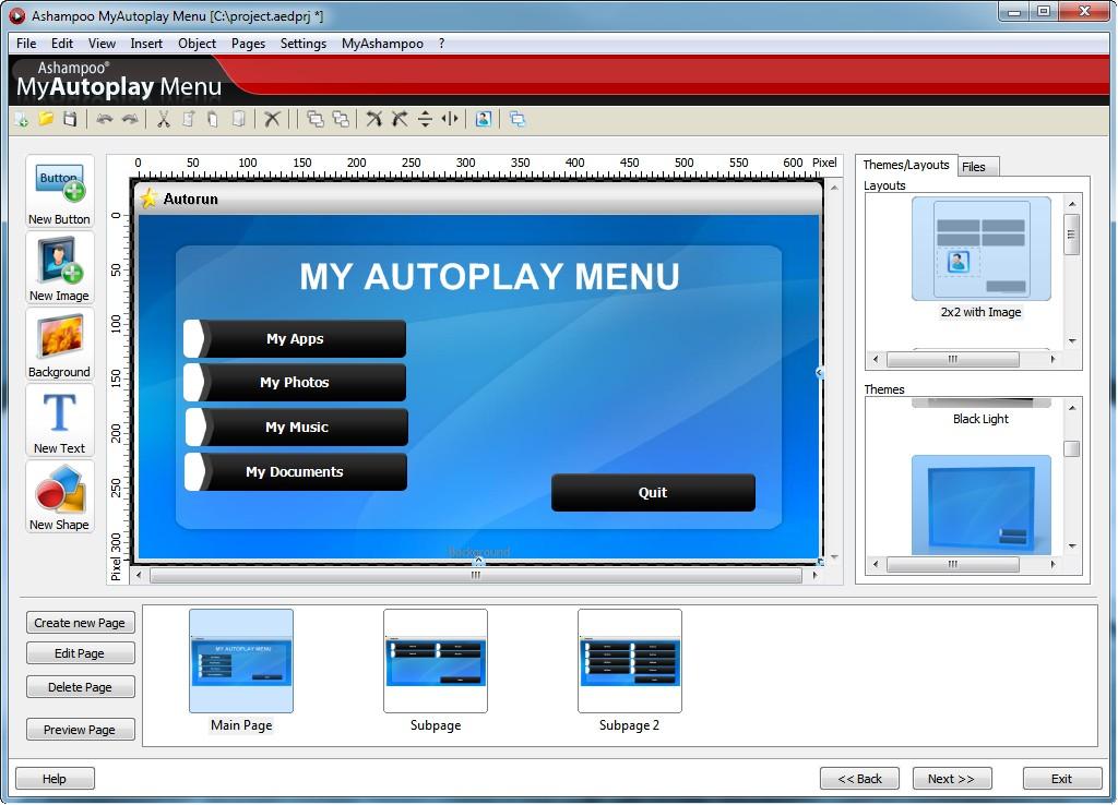 Ashampoo myautoplay menu v1 0 5 106 tedij entertainments co uk
