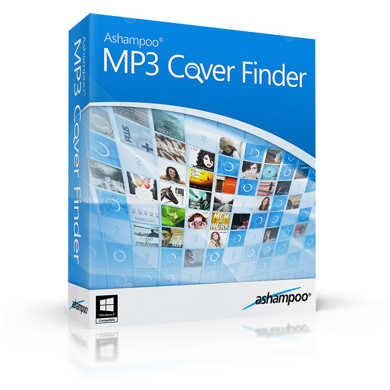 Ashampoo MP3 Cover Finder v1 0 11