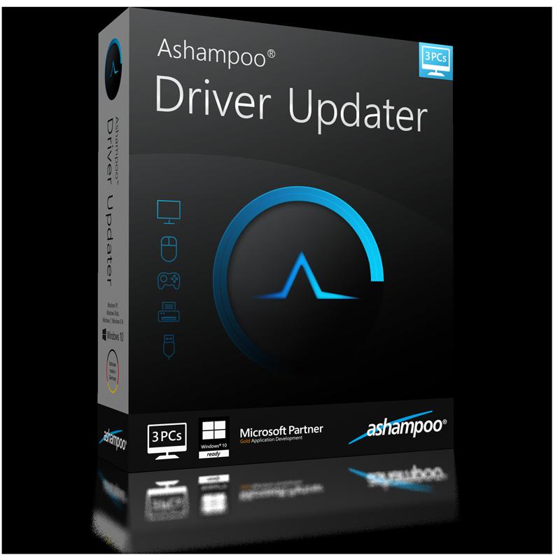 Ashampoo Driver Updater 1.2.0.4 registrado