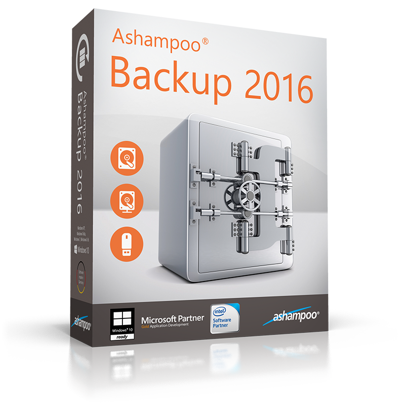Ashampoo Backup 2016