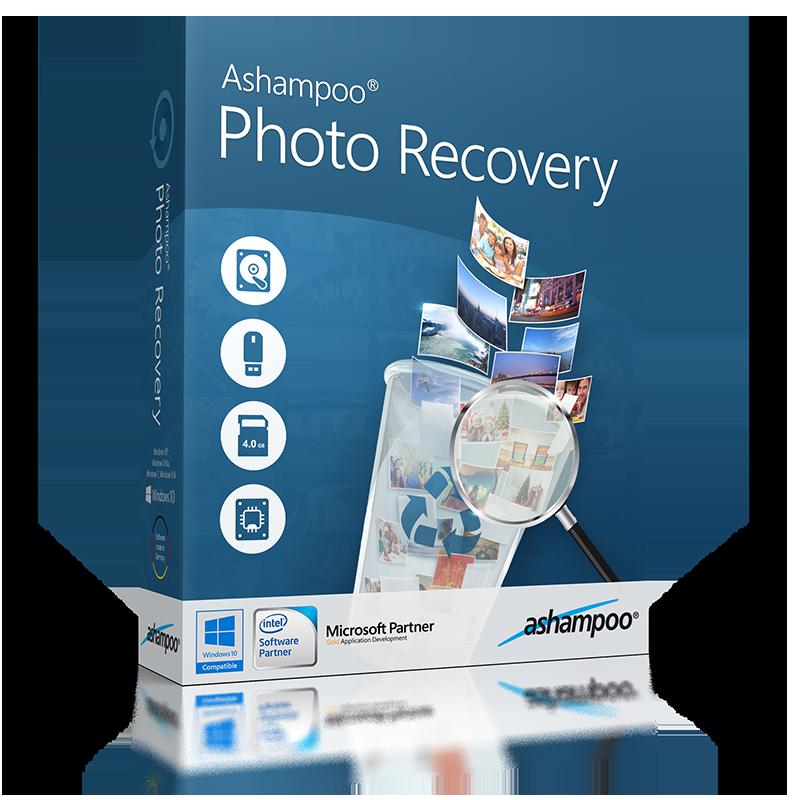 Ashampoo Photo Recovery, fotoğraf kurtarma