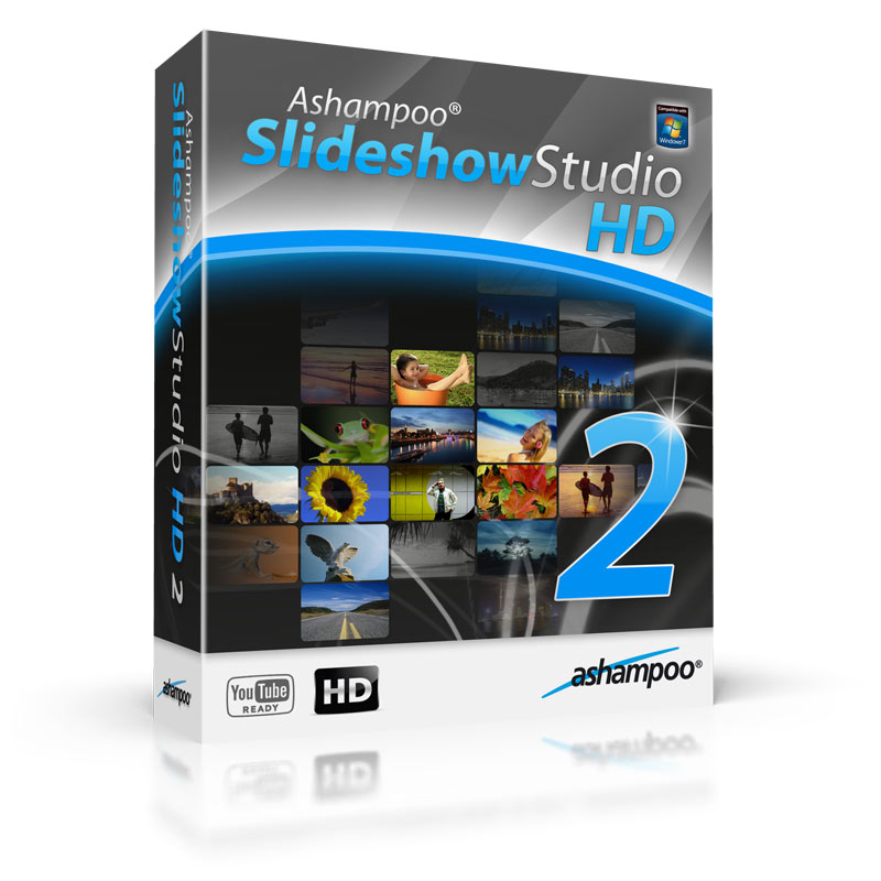 Ashampoo Slideshow HD 2 v2.0.5 - MULTI - ITA