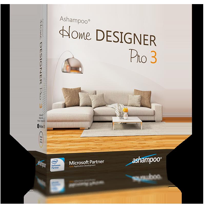 Ashampoo Home Designer Pro 3, planla, tasarla, dekore et, hayal evi