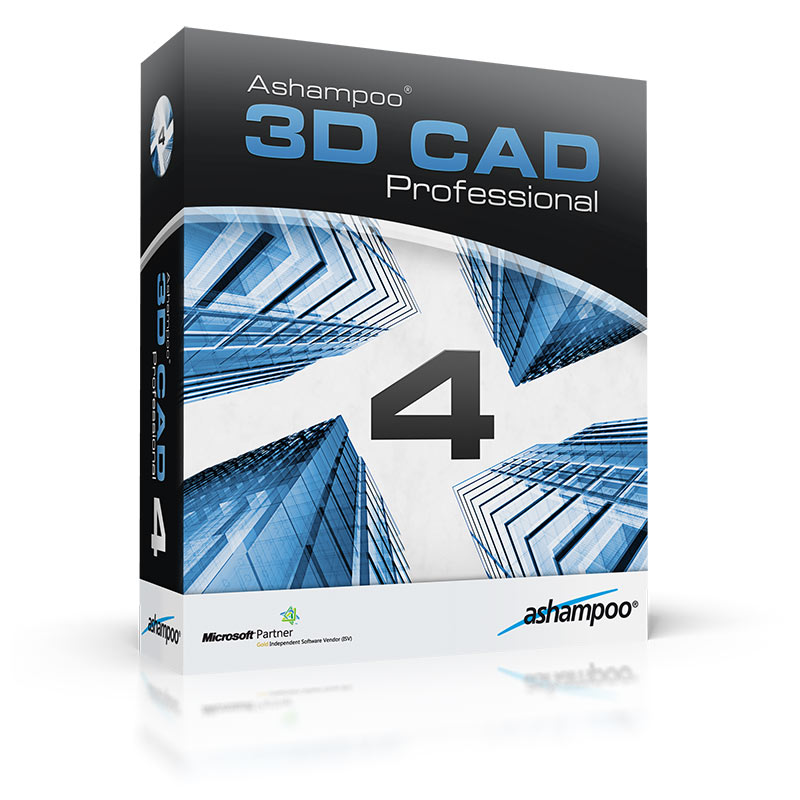 Ashampoo 3d Cad Professional 4 Overview: 3d cad software