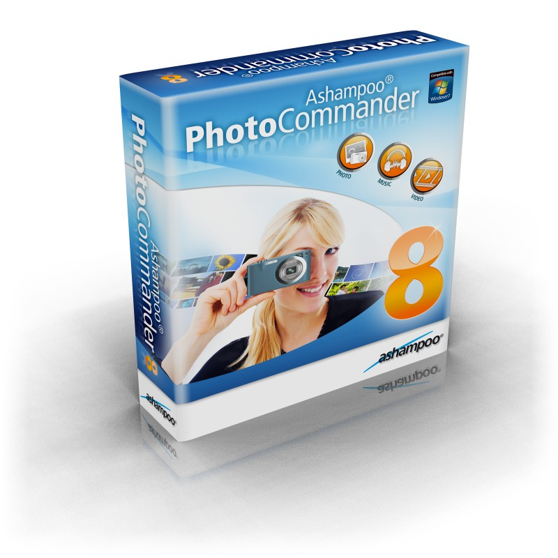 Ashampoo Photo Commander v8.0.0 Multilanguage