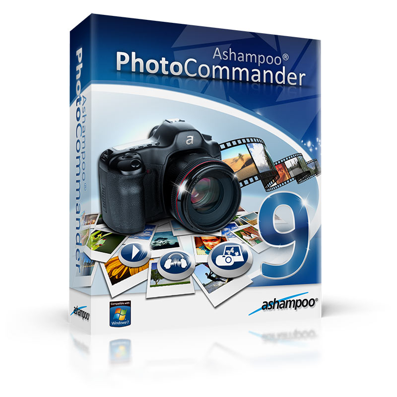 Ashampoo Photo Commander 9 Giveaway