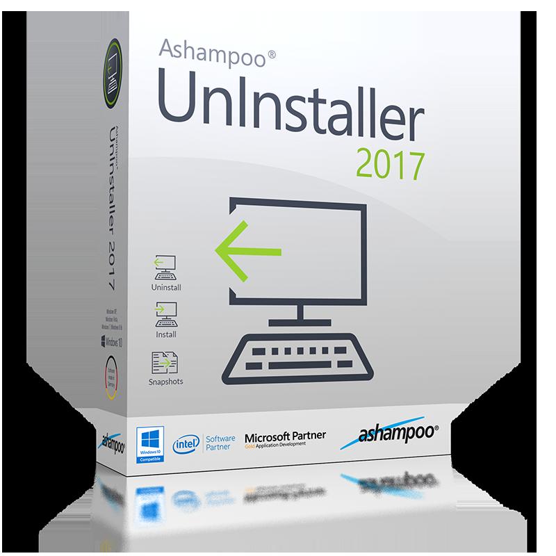 Ashampoo UnInstaller 2017,Ashampoo UnInstaller,program kaldır