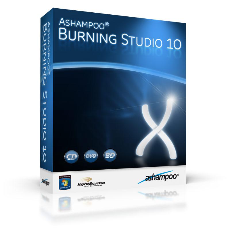Ashampoo burning studio 10.0 4 final rus portable by valx