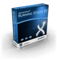 Ashampoo Burning Studio 10.0.1 Final magyar