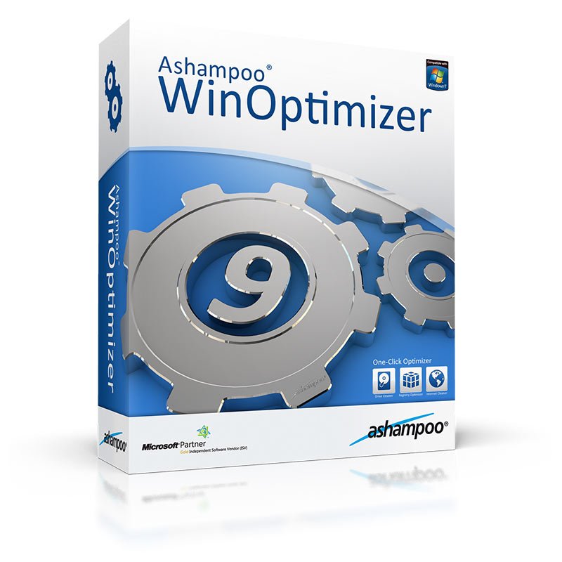 Ashampoo WinOptimizer 9.4.0 RePack