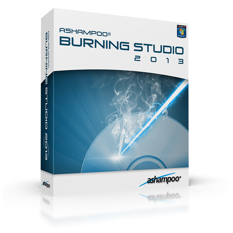 刻录软件 Ashampoo Burning Studio 2013 下载