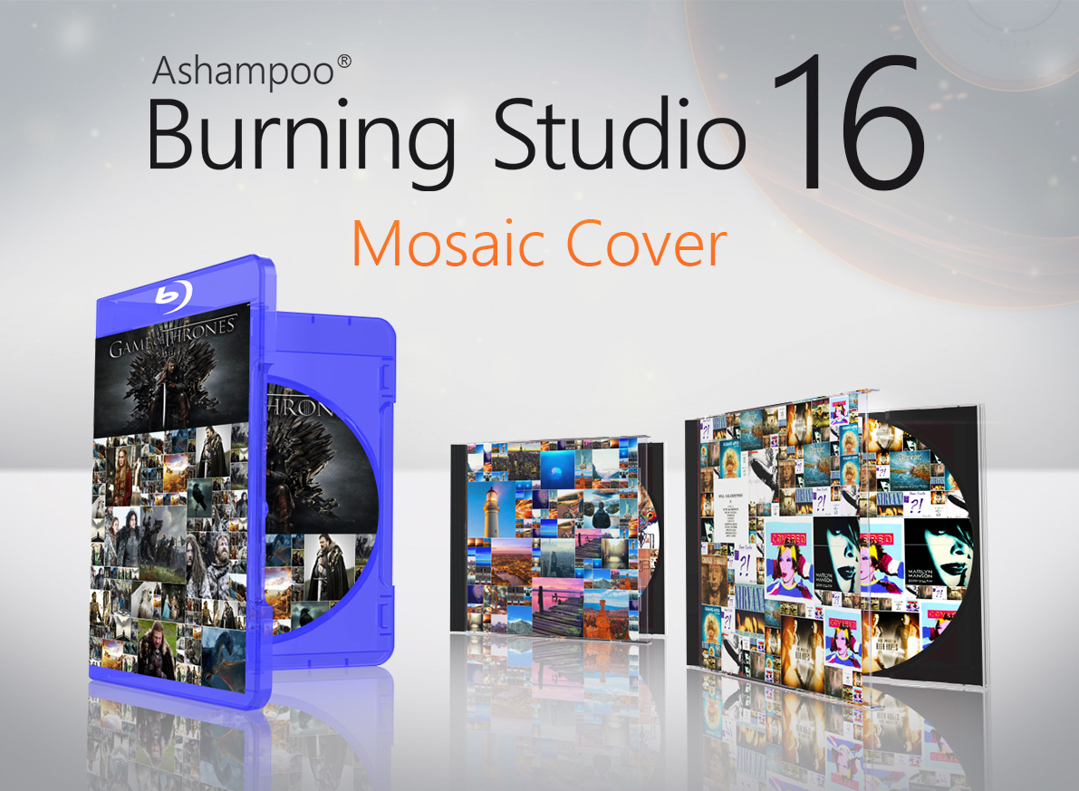 Ashampoo Burning Studio,Ashampoo Burning Studio 16