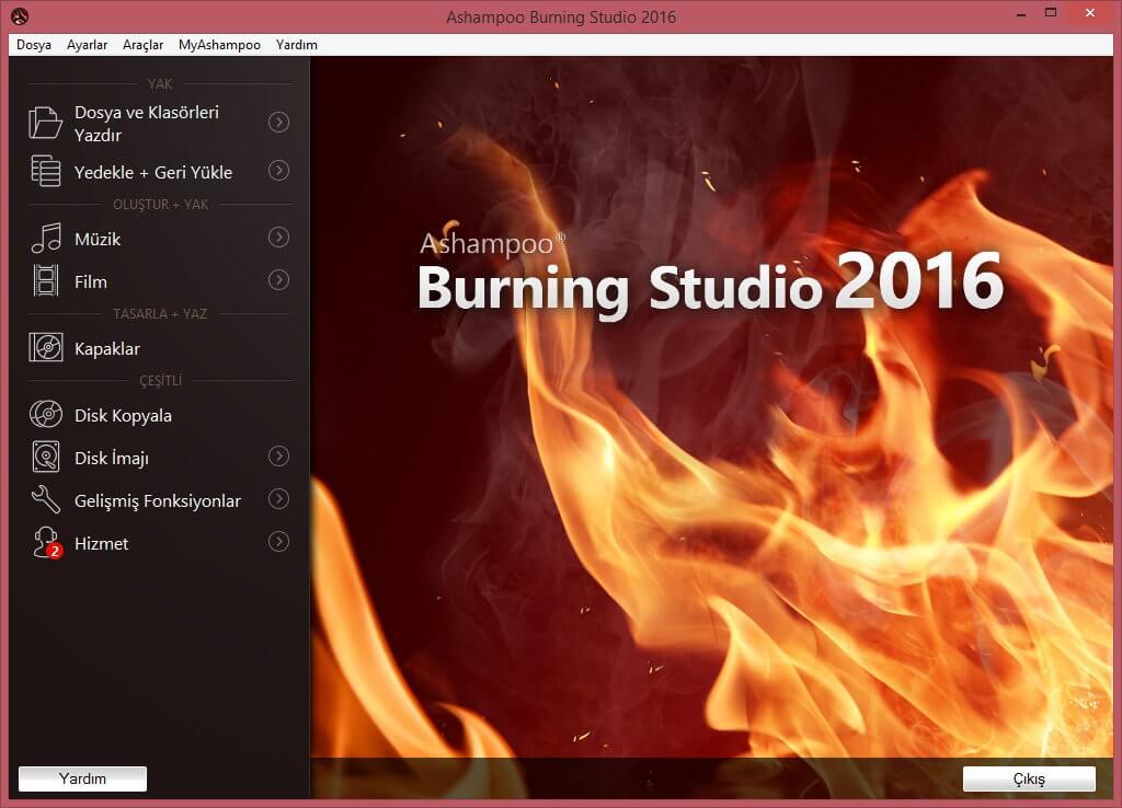 Ashampoo Burning Studio 2016,ashampoo burning studio 2016 indir,Ashampoo Burning Studio