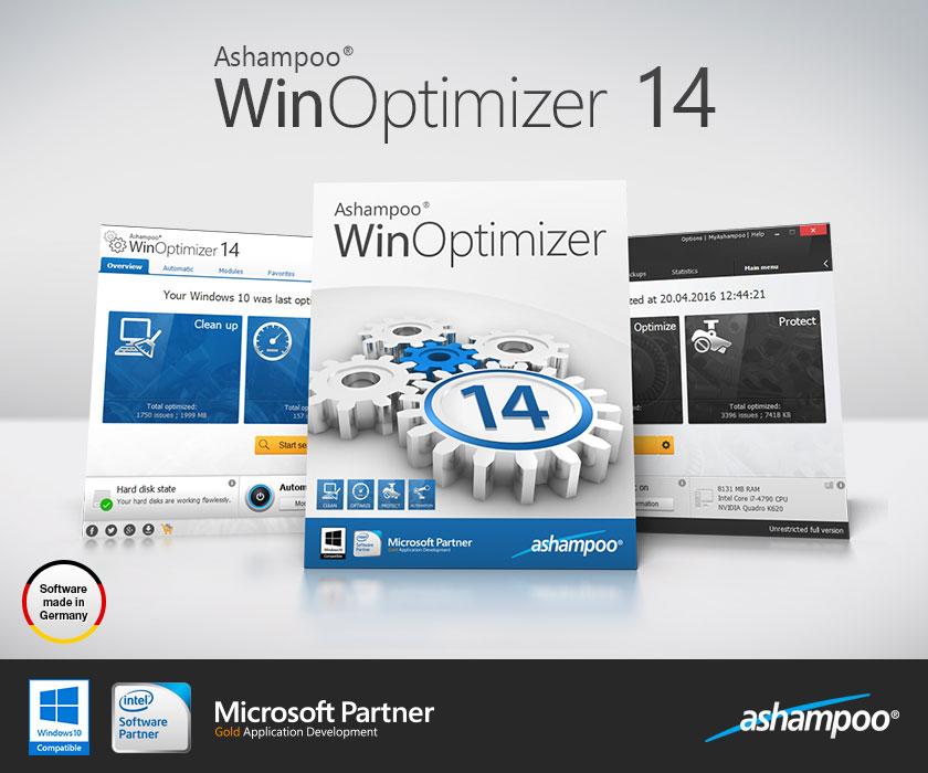 WinOptimizer 14,sistem analizi