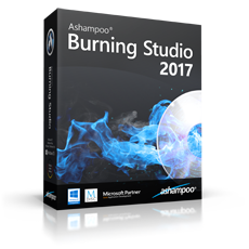 Ashampoo® Burning Studio 2017 screenshot