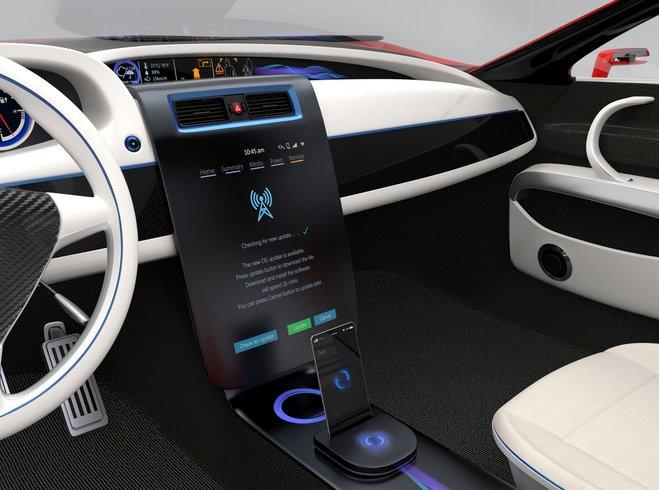Das kabellose Update für die Auto-Software