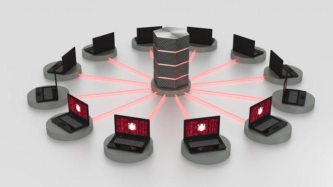 United against one - DDoS attacks