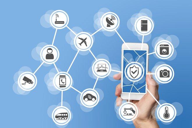 Viele Geräte im Netz und nur eine Steuerung