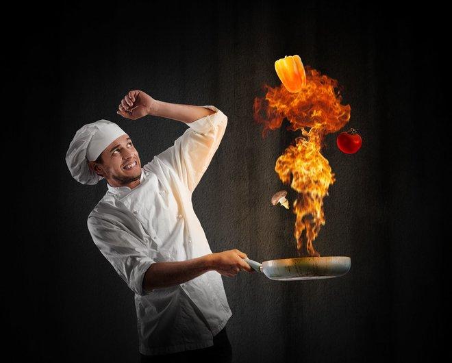 Der Koch wider Willen
