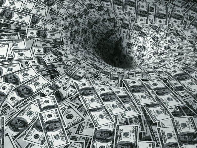 Und so verschwinden die Moneten