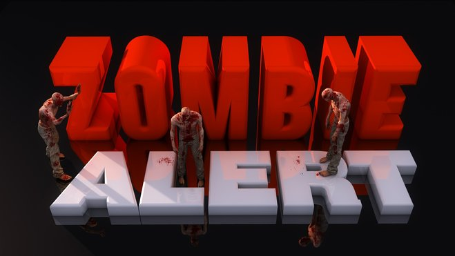 Zombie time in malware country