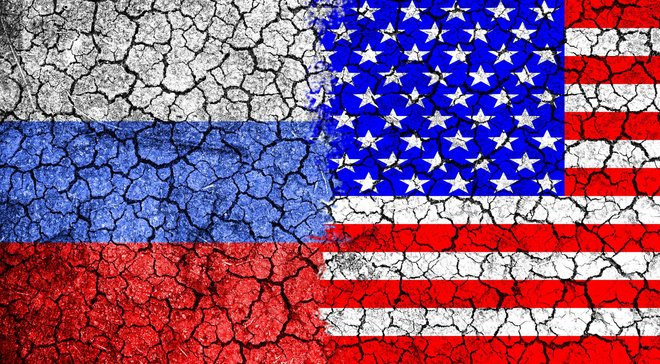 The facade between Russia and the US is crumbling