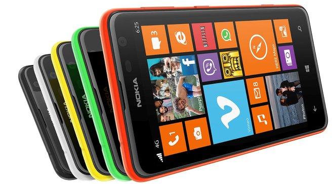 Bunt, aber nicht begehrt: Das Windows Phone