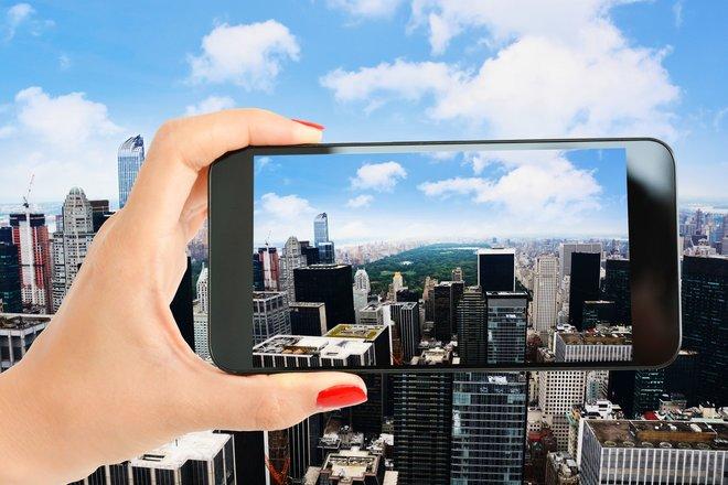 Unverzichtbar für den Urlaub: Der Schnappschuss mit dem Smartphone