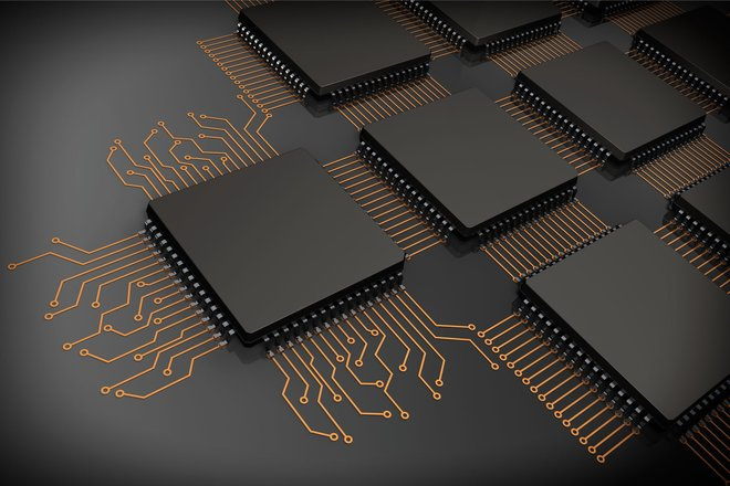 Suddenly the center of attention: processors and how they work