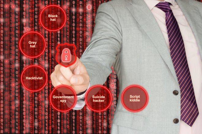 Die Arten von Hackern, denen man nicht begegnen möchte
