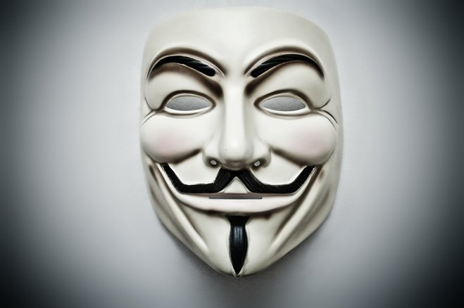 Anonymous stars of the hacker community