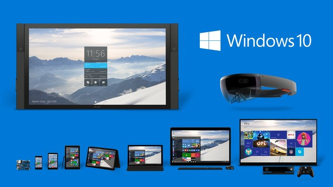 One Windows, many devices