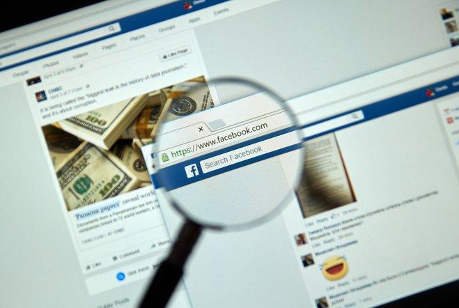 Ein genauer Blick auf Facebook