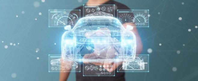 Schon heute in Dubai: Alle Auto-Daten im Netz