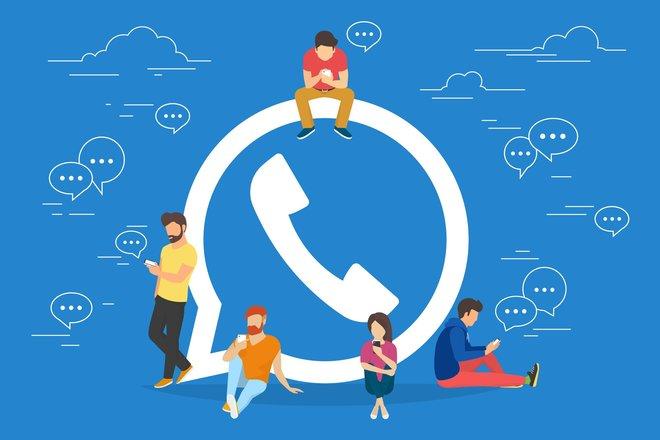 Kein Handy ohne Messenger