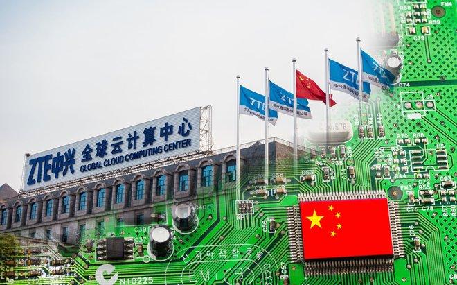 Überwachung made in China