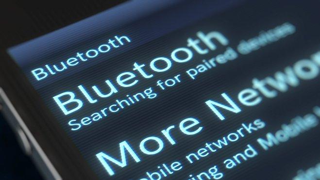 Der erste Schritt - Bluetooth aktivieren