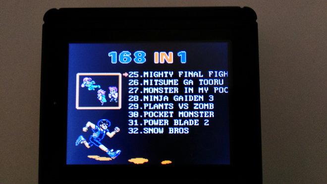 Nostalgie pur auf pixeligem Display
