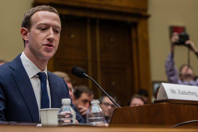 Unter Dauerbeschuss: Mark Zuckerberg