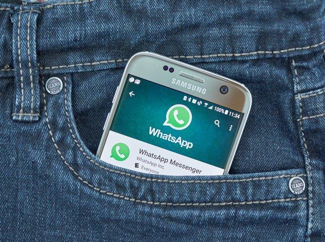 Die glaubwürdigste Nachrichtenquelle für viele: WhatsApp