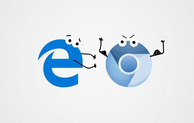 Ein Browser in Nöten