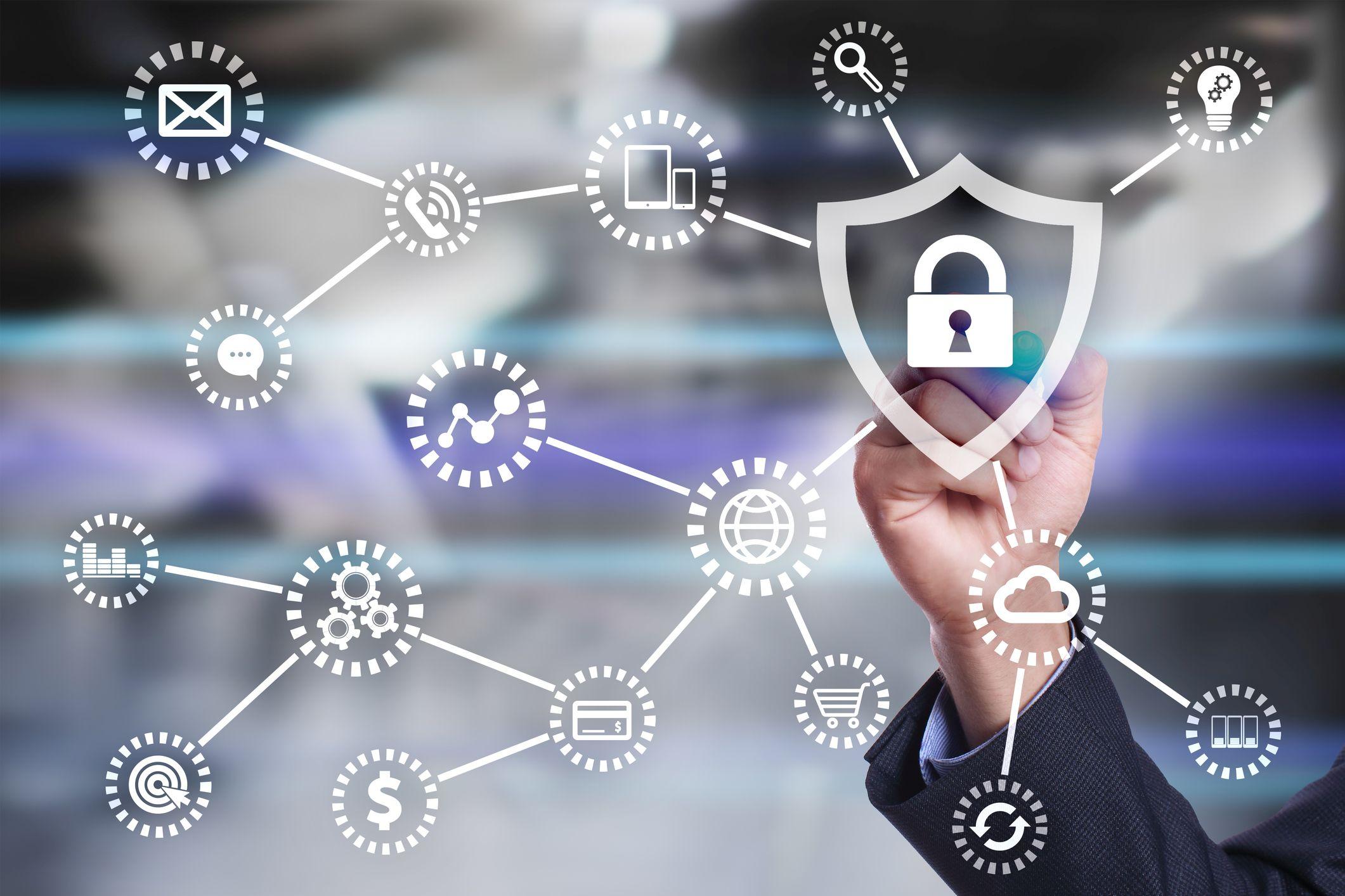 Datensicherheit umfasst viele Aspekte - wenn man sie denn beachtet