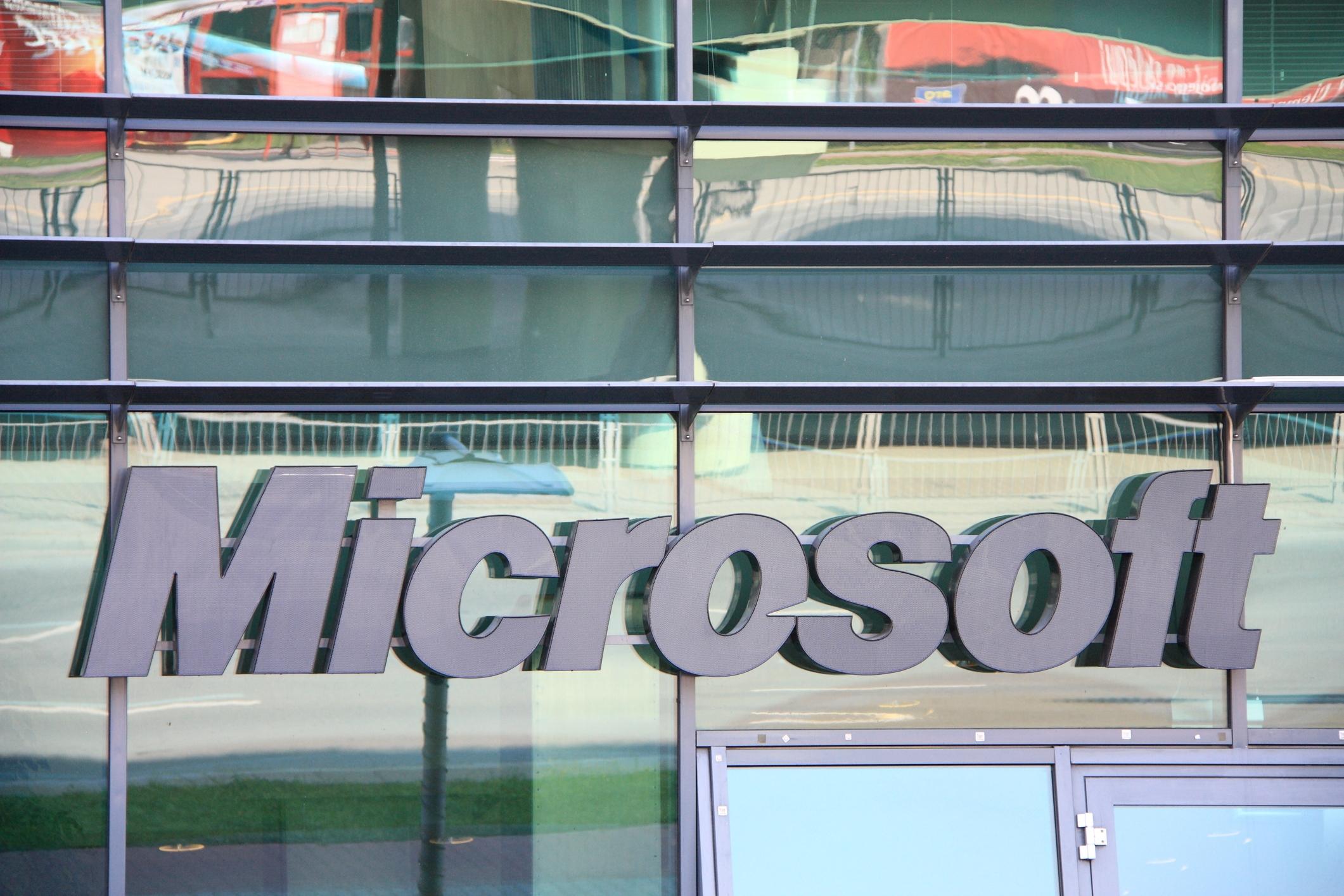 Microsoft hat sich Gedanken gemacht