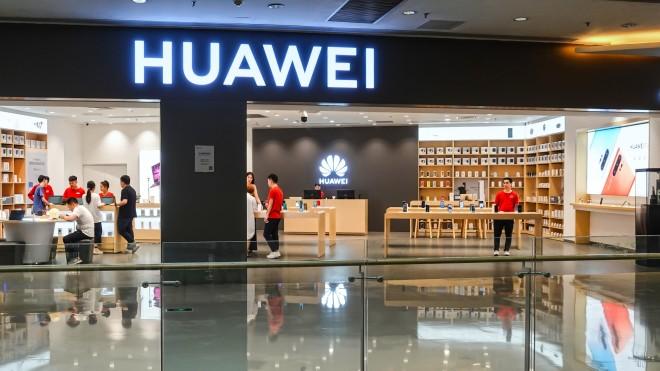 Die treibende Kraft: Huawei