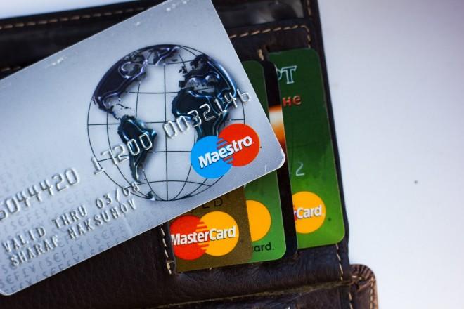 Kreditkarten sind bei Onlinekäufen gern gesehen