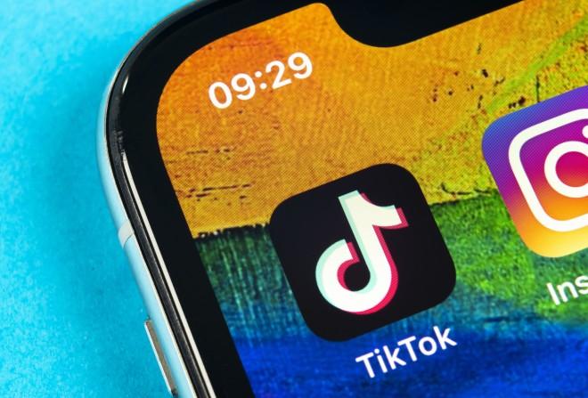 Die Note als Logo: Bei TikTok steht die Musik im Mittelpunkt