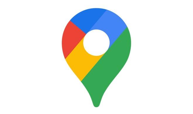 Das neue Logo für Google Maps