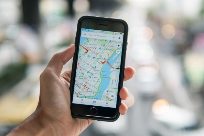 Navigation is one of the most frequently used features in Google Maps