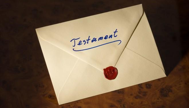 In Zukunft wird das Testament wohl umfassender